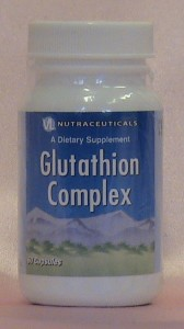 Глутатион.Комплекс с антиоксидантным  действием