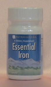 Железо с витамином С. Восстановление и нормализация уровня гемоглобина.