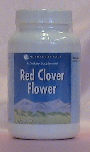 Цветки красного клевера